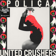 Polica - United Crushers Black Vinyl Edition