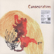 Consecration - Grob Black Vinyl Edition