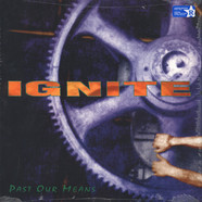 Ignite - Past Our Means Colored Vinyl Edition