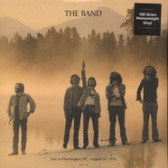 Band, The - Live In Washington DC August 1976 180g Vinyl Edition