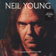 Neil Young - Live At Superdome, New Orleans, LA - September 18, 1994 180g Vinyl Edition