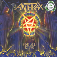 Anthrax - For All Kings Silver Vinyl Edition