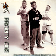 Priority One - The Ol' Skool Flava Of Priority One