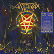 Anthrax - For All Kings Box Set