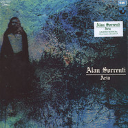 Alan Soretti - Aria Clear Green Vinyl Edition