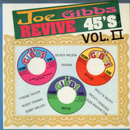 V.A. - Joe Gibbs Revive 45's Vol. II
