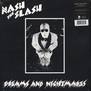 Nash The Slash - Dreams And Nightmares Black Vinyl Edition