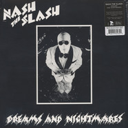 Nash The Slash - Dreams And Nightmares Black & White Vinyl Edition