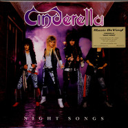 Cinderella - Night Songs Purple / Gold Vinyl Edition