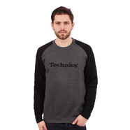 Technics - Baseball Sweatshirt