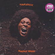 Funkadelic - Maggot Brain Colored Vinyl Edition