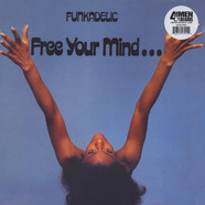 Funkadelic - Free Your Mind...And Your Ass Will Follow Colored Vinyl Edition