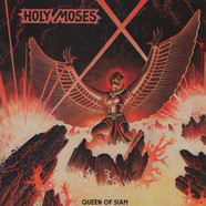 Holy Moses - Queen Of Siam Black Vinyl Edition