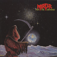 Martyr - For The Universe Black Vinyl Edition