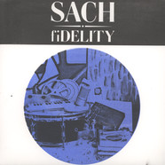 Sach of The Nonce - fiDELITY Blue & White Swirl Vinyl