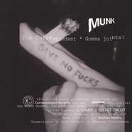 Munk - The Correspondant Gomma Joints