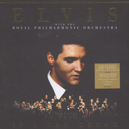 Elvis Presley - If I Can Dream … With The Royal Philharmonic Orchestra