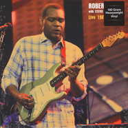 Robert Cray with Stevie Ray Vaughan - Live At Redux Club In Houston, Tx January 21, 1987 Q102-FM 180g Vinyl Edition