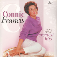 Connie Francis - 40 Greatest Hits