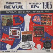 V.A. - Motortown: The French EP's