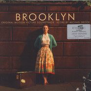 Michael Brook - OST Brooklyn Blue Vinyl Edition