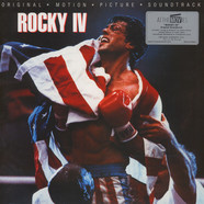 V.A. - OST Rocky IV Transparent Vinyl Edition