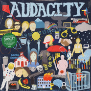 Audacity - Hyper Vessels Green Marble Vinyl Edition