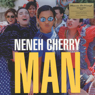 Neneh Cherry - Man Clear Blue Vinyl Edition