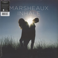 Marsheaux - Inhale Blue, White & Clear Vinyl Edition