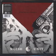 Noise Unit - Strategy Of Violence Black Vinyl Edition