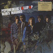 Blues Magoos - Psychedelic Lollipop Blue / Black Transparent Vinyl Edition