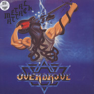 Overdrive - Metal Attack Colored Vinyl Edition