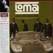 Loma - A Soul Music Love Affair Volume Four: Sweeter Than Sweet Things 1964-1968