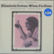 Elizabeth Cotten - When I'm Gone Blue Vinyl Edition