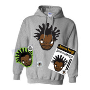 Jeru The Damaja - Dirty Rotten Demos Hoodie Bundle