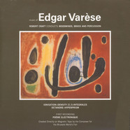 Edgard Varese - Music of Edgar Varèse Volume 1