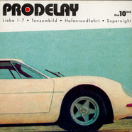 Prodelay - First 10inch