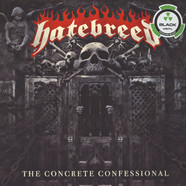 Hatebreed - The Concrete Confessional Black Vinyl Edition