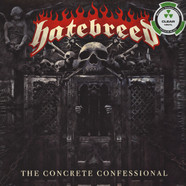 Hatebreed - The Concrete Confessional Clear Vinyl Edition