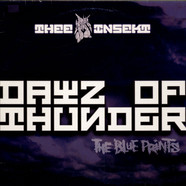 Thee Insekt - Dayz Of Thunder  (The Blue Prints)