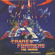 Vince DiCola - OST The Transformers: The Movie