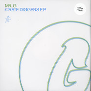 Mr. G - Crate Diggers EP