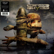 Front Line Assembly - Fallout Black Vinyl Edition