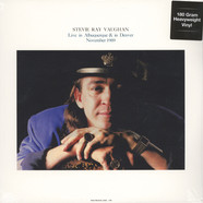Stevie Ray Vaughan - Live In Albuquerque & In Denver, November 28 & 29, 1989