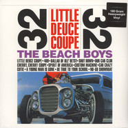 Beach Boys - Little Deuce Coupe Mono & Stereo Edition 180g Vinyl Edition