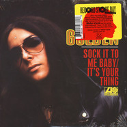 Lotti Golden - Sock It To Me Baby / It's Your Thing b/w Annabelle With Bells (Home Made Girl)