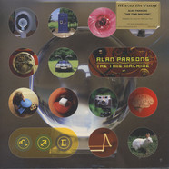 Alan Parsons - Time Machine Black Vinyl Edition