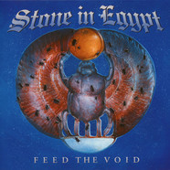 Stone In Egypt - Feed The Void Clear Blue Vinyl Edition