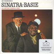 Frank Sinatra - Sinatra-Basie: An Historic Music First