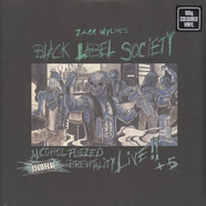 Black Label Society - Alcohol Fueled Brewtality - Live!! Plus 5 Blue Vinyl Edition